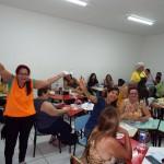 Fotos do Bingo no Colégio Plenitude. Realizado em 15/11/15